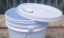 Thùng sơn nắp chiết rót 18 lít, thùng sơn 20L nắp rót giá rẻ TP HCM