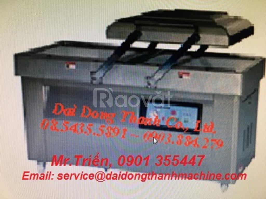 Máy đóng gói hút chân không gia đình DZ-280 (ảnh 8)