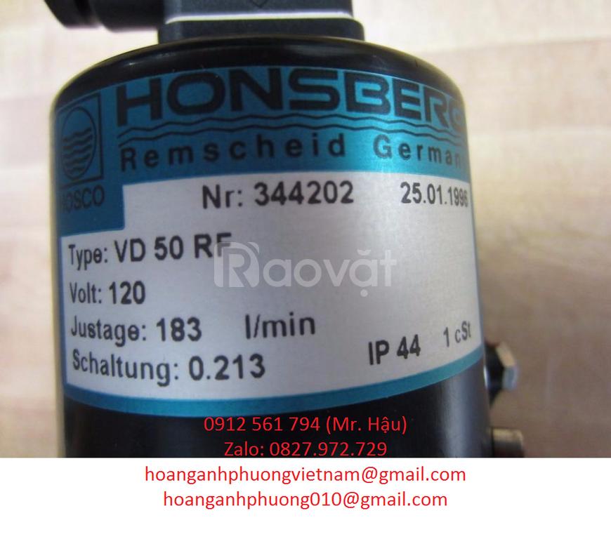 Thiết bị tự động hóa Honsberg - Công ty TNHH Hoàng Anh Phương