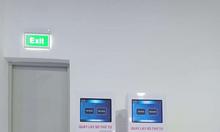 Máy cấp số thứ tự kiosk, bảo hành chính hãng