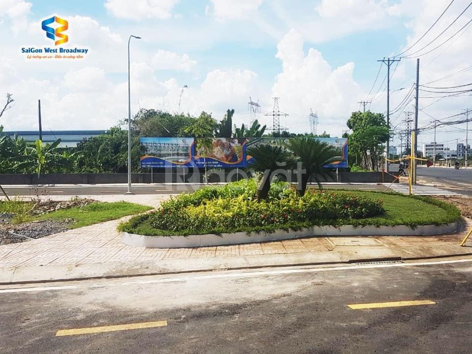 Đất nền Q.BTân cách khu dân cư Tên Lửa chỉ 5 phút, MT đường 40m (ảnh 1)