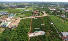 1620m2 đất trung tâm Bảo Lộc, mặt tiền đường Phan Đình Phùng