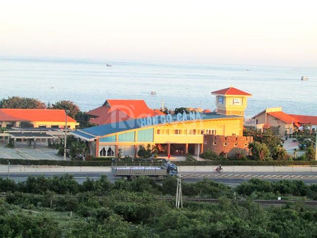 Bán đất sổ đỏ Cà Ná, cạnh cảng biển quốc tế đầu tiên tại Ninh Thuận