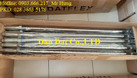 Ống nối mềm sprinkler, ống ruột gà lõi thép bọc inox 304, ống mềm inox (ảnh 8)