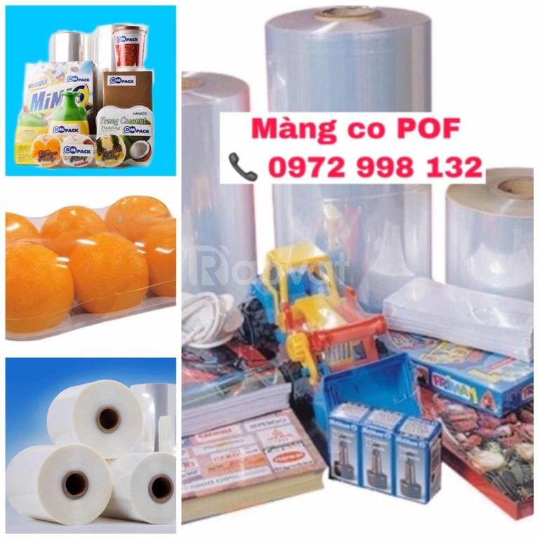 Nhận gia công màng co POF, PVC (ảnh 1)
