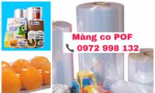 Nhận gia công màng co POF, PVC