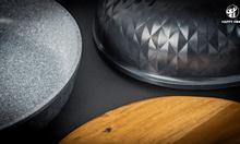 Chảo xào chống dính Crystal Ceramic - Happy Home Pro
