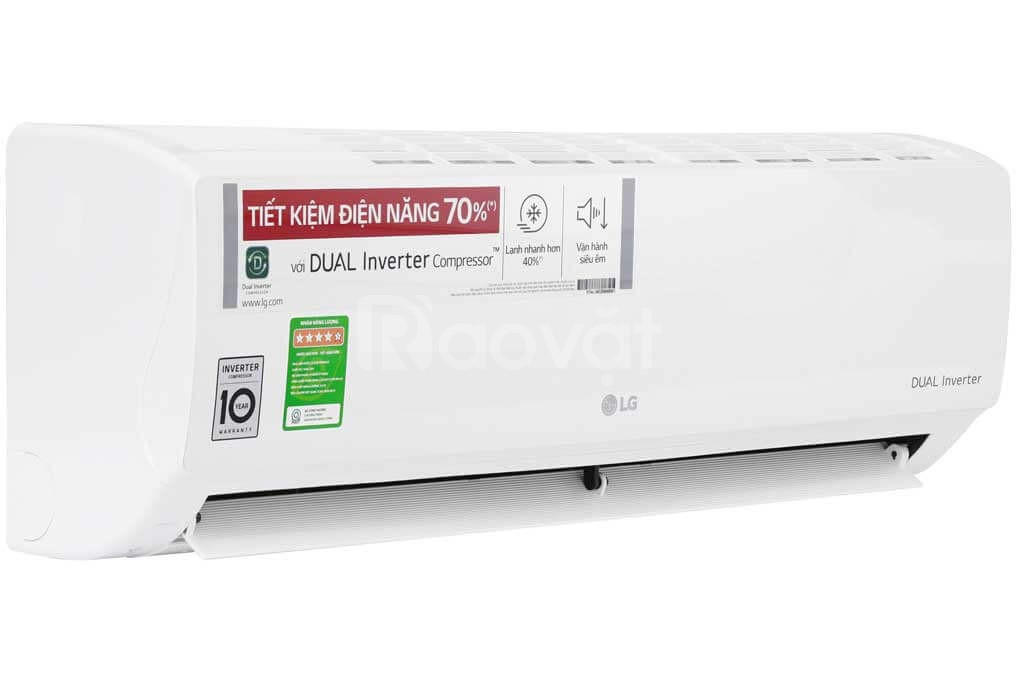 Phân phối máy lạnh treo tường LG V24ENF 21.500 BTU- 2.5 HP inverter