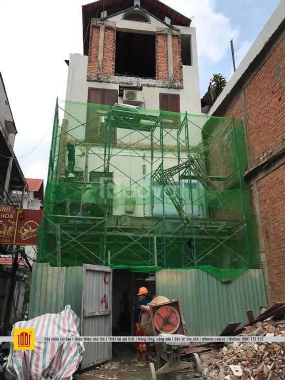 Công ty cải tạo sửa chữa nhà chuyên nghiệp Quận 10 Tp HCM