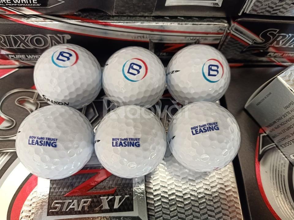 In (bóng) banh golf logo nhiều màu sắc miễn phí khuôn in