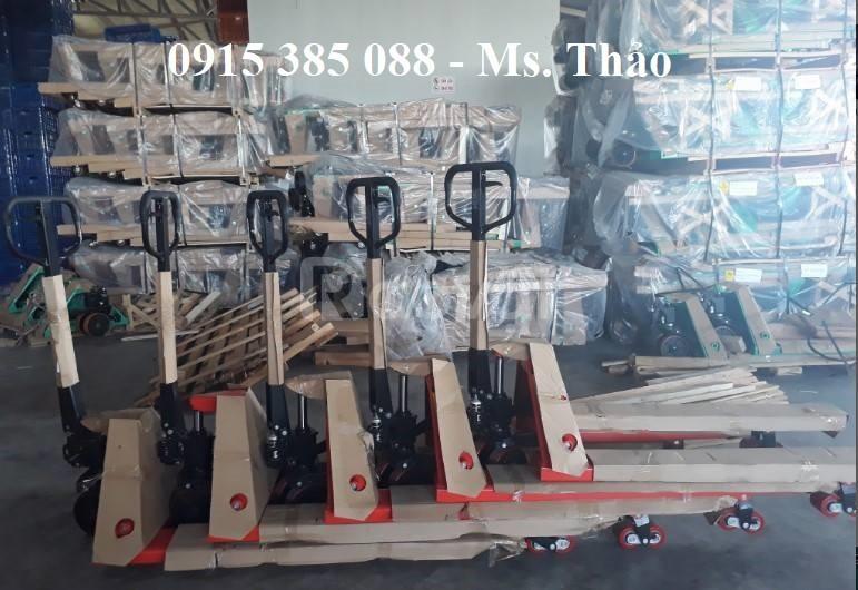 Xe nâng tay 3500kg giá rẻ tại Bình Tân