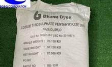Cần bán Thio hạt lớn, hạt nhỏ trung hòa chlorin trong ao nuôi thủy sản