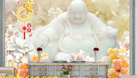 Tranh gạch thần tài vàng 3d (ảnh 3)