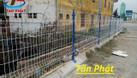 Hàng rào lưới thép, hàng rào mạ kẽm, hàng rào bảo vệ dây 5ly, 4ly (ảnh 7)