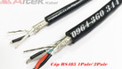 Cáp tín hiệu Altek Kabel chuẩn RS485 18AWG 1Pair/2Pair  (ảnh 4)