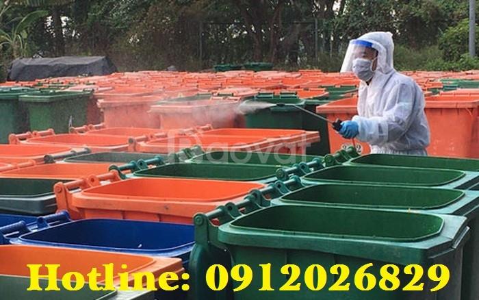 Cách xử lý rác thải thùng rác nhựa Paloca