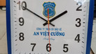 In đồng hồ treo tường quảng cáo ở Quảng Ngãi (ảnh 4)