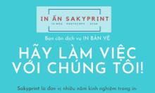 Địa điểm in nhanh menu đẹp Bình Thạnh TP HCM