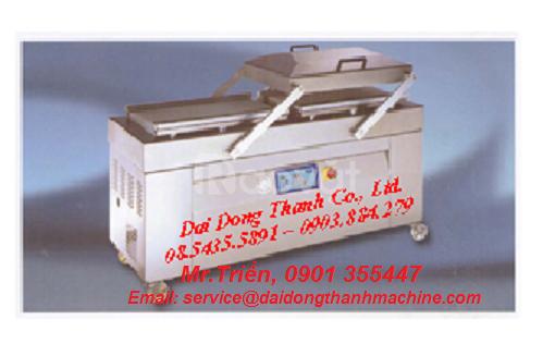 Máy đóng gói hút chân không DZQ-600 2SA chính hãng Wellpack giá rẻ