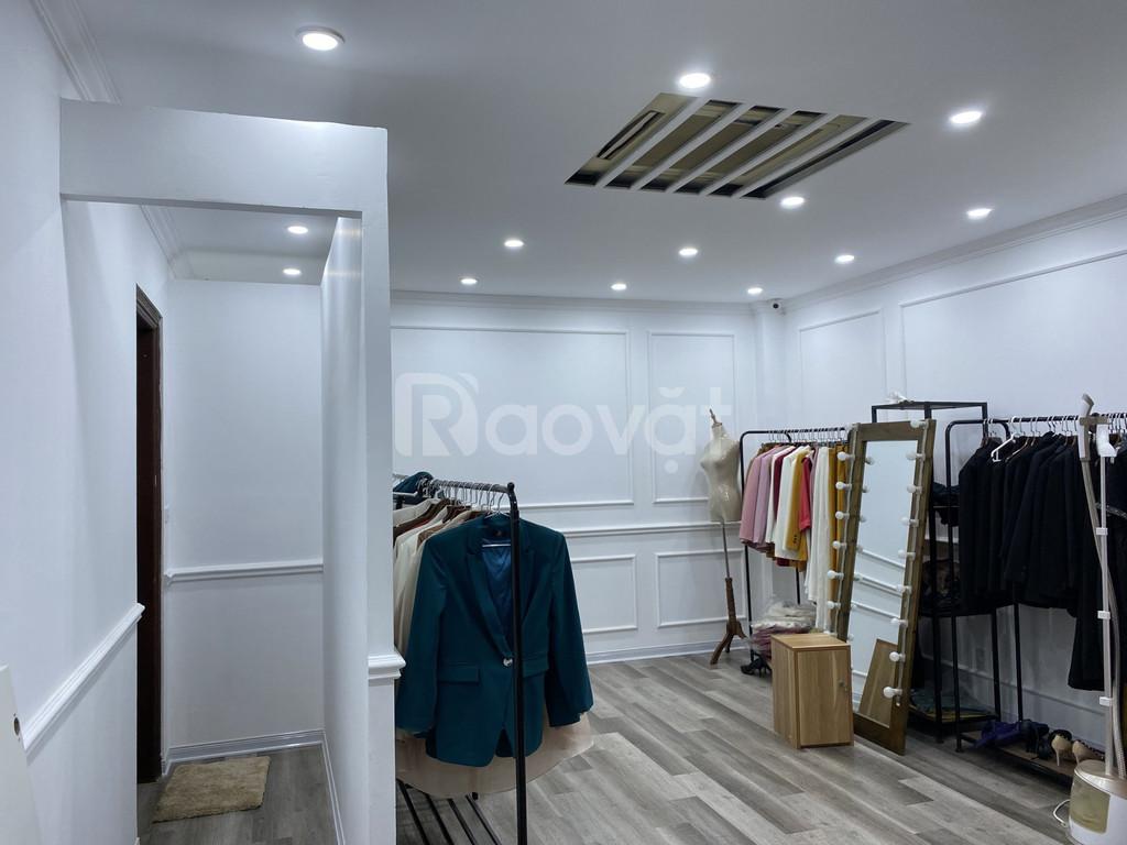 Cho thuê mặt bằng kinh doanh 2tầng, nội thất mới ở Láng Thượng, Hà Nội