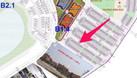 Bán liền kề sau chung cư B1.4 khu đô thị Thanh Hà (ảnh 1)