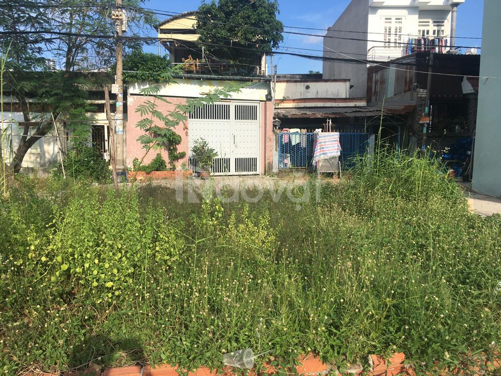 Lô đất mặt tiền đường D4 Phạm Hùng xã Phước Lộc Nhà Bè