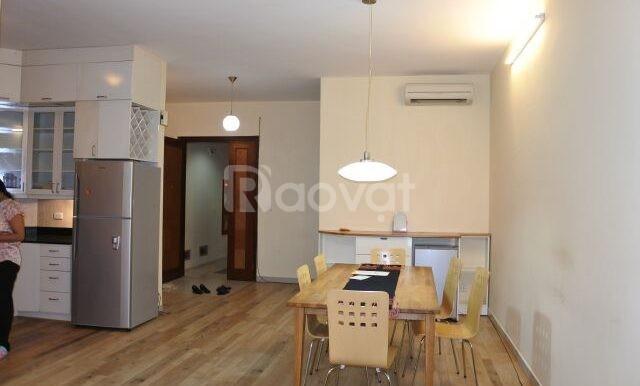 Cho thuê căn hộ Home City Trung Kính – Căn 17V3, DT 72m2, 2PN, đủ đồ