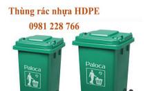 Giá thùng rác công nghiệp 240L là bao nhiêu