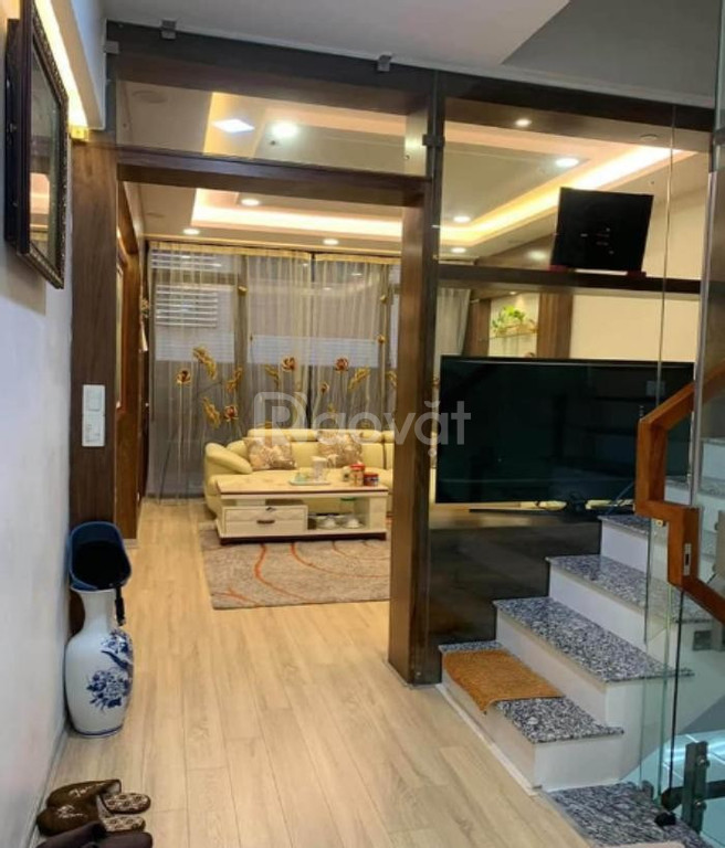 Bán nhà mặt ngõ ô tô, kinh doanh phố Hoàng Văn Thái 48m2, 5 tầng, 4PN (ảnh 4)