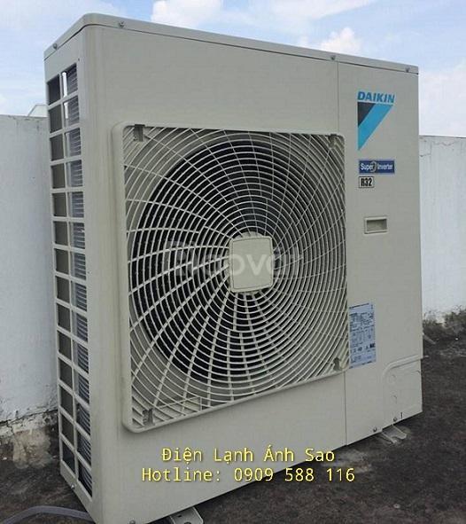 Thi công lắp đặt máy lạnh Multi Daikin chuyên nghiệp, giá rẻ (ảnh 1)