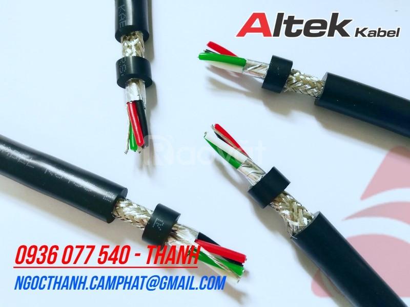 Cáp RS485 22AWG 2 Pair, Altek Kabel - Cáp tín hiệu RS485
