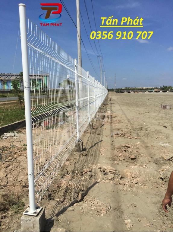 Hàng rào mạ kẽm, hàng rào kho, hàng rào chắn sóng, hàng rào lưới thép (ảnh 7)