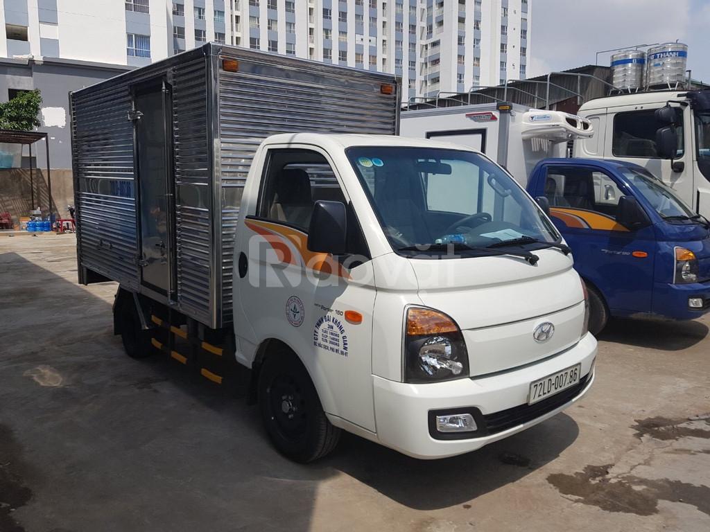 Xe Hyundai Poter H150