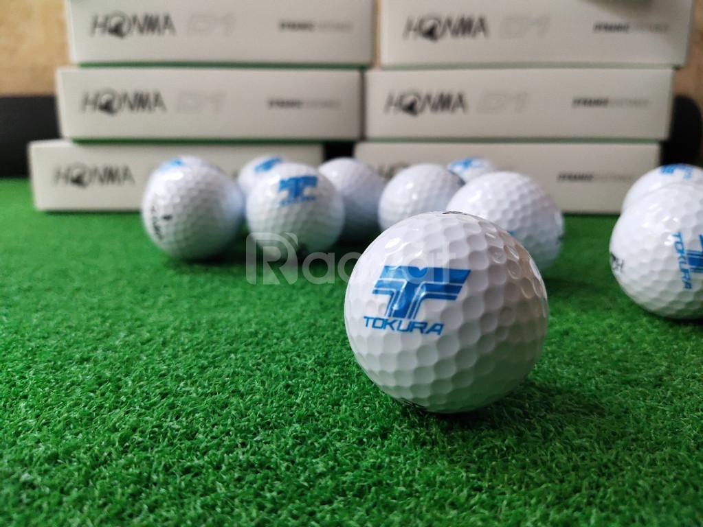 Dịch vụ in logo lên bóng golf ( banh golf), phụ kiện golf
