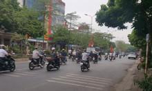Bán 190m2 đất mặt phố Phùng, Đan Phượng, Hà Nội vỉa hè 4m