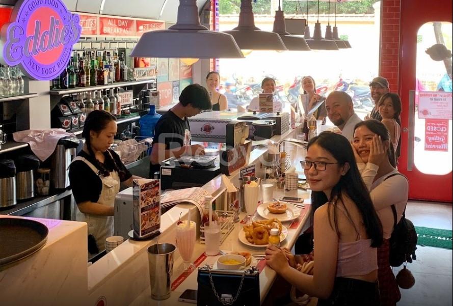 Bán nhà hàng Eddies tại 71 Đường Thảo Điền, Phường Thảo Điền, Quận 2