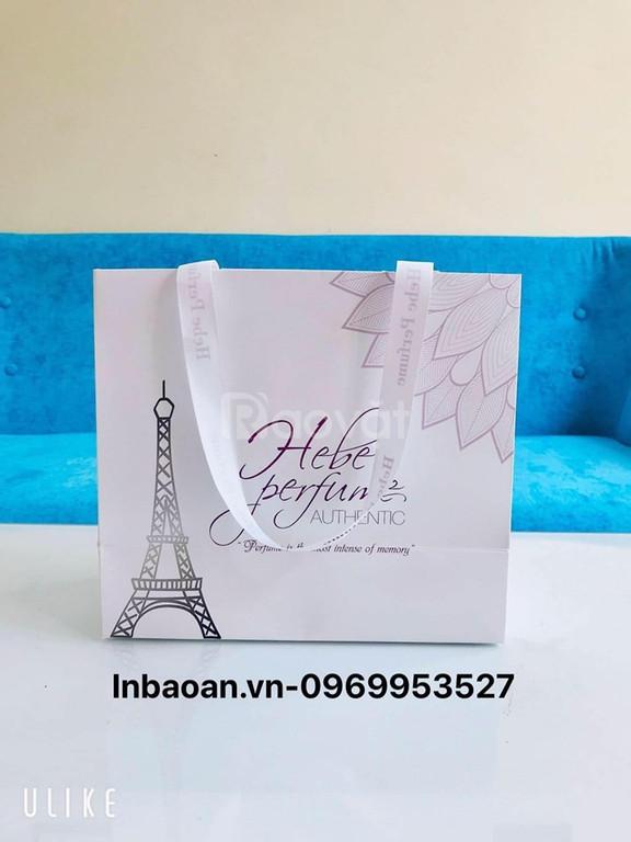 In túi giấy, báo giá  in túi giấy rẻ  tại Hà Nội
