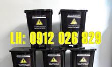 Giá thùng rác bệnh viện mua thùng rác