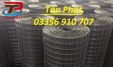 Lưới thép hàn, lưới ô vuông, lưới hàn D4,D3 a50*50, 150*150 có sẵn