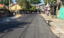 Bán lô đất khu phố chợ Thanh Quýt Điện Bàn