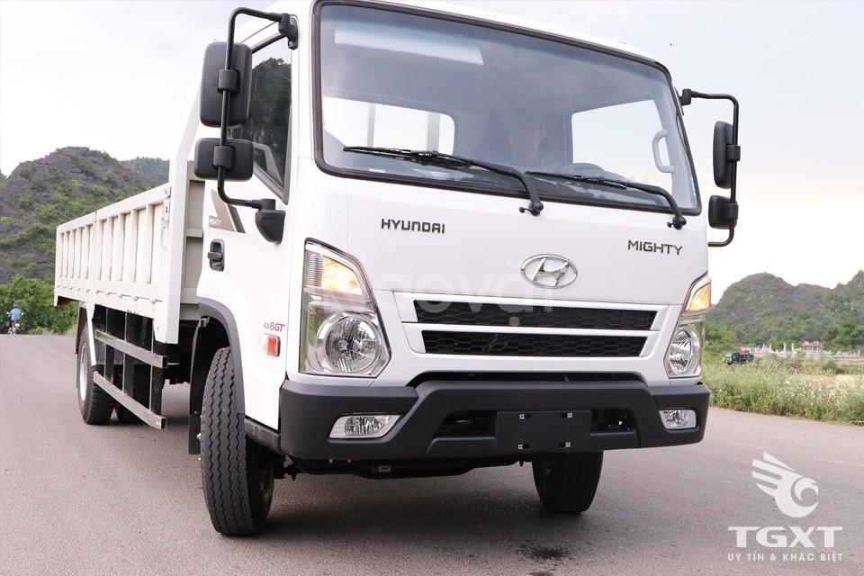 Xe tải Hyundai EX8 – GTL, sẵn xe – giao xe ngay