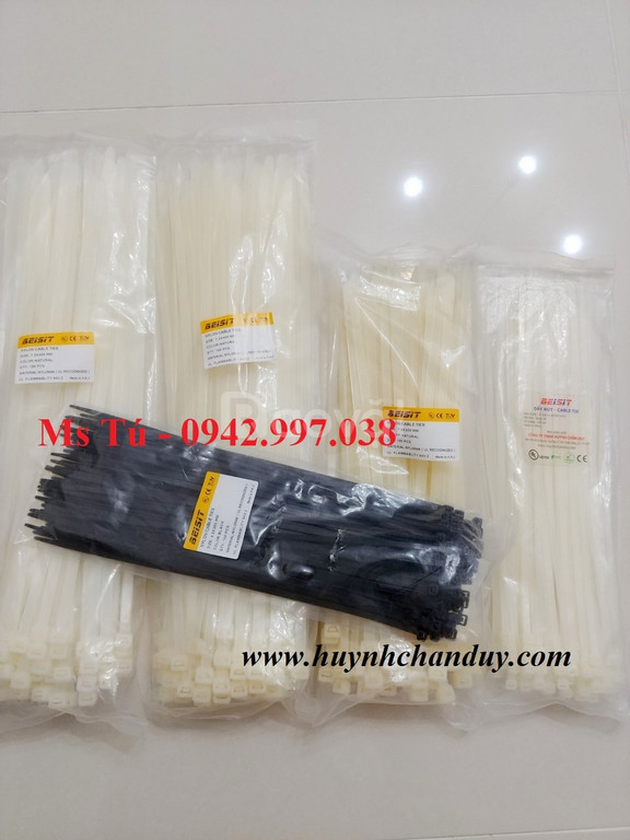 Cable tie - Dây rút nhựa (Biesit/China)