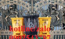 Thùng rác y tế giá rẻ thùng phân loại rác