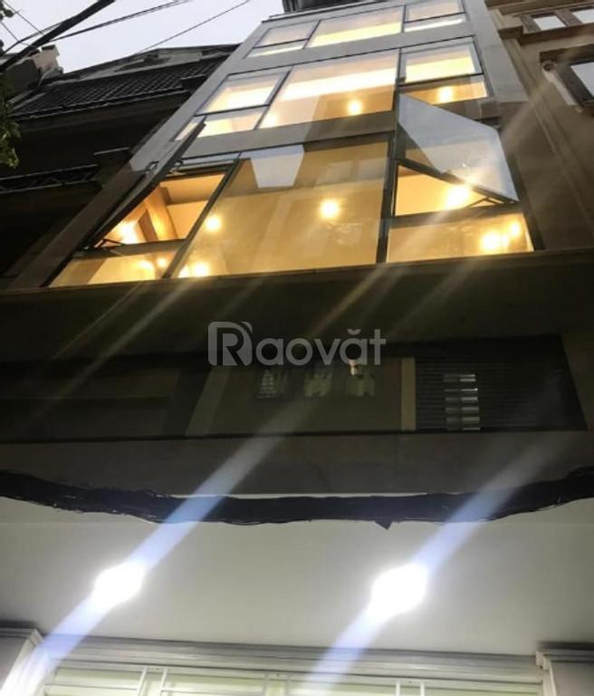 Bán nhà mặt ngõ ô tô, kinh doanh phố Hoàng Văn Thái 48m2, 5 tầng, 4PN (ảnh 7)