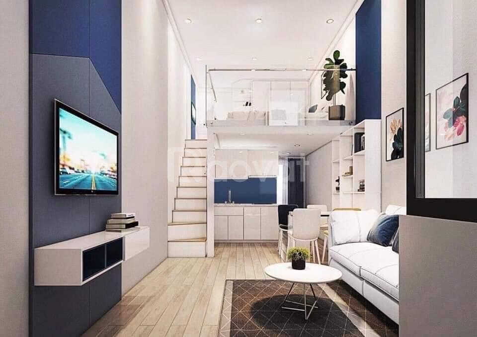 Chỉ 295 tr sở hữu căn hộ vĩnh viễn ở Hóc Môn 35m2 có gác ban công