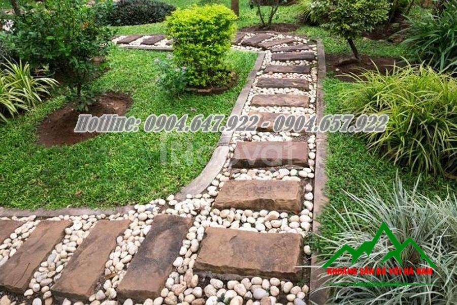 Đá, Sỏi cuội trang trí sân vườn, Địa chỉ uy tín, giao hàng toàn quốc