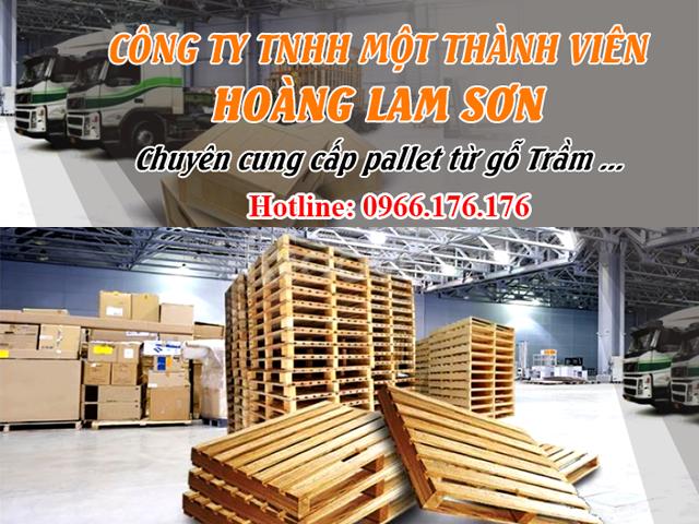 Chuyên cung cấp pallet gỗ 4 mặt tại đồng nai