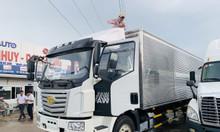 Mua xe tặng vàng tháng 8 khi mua xe tải faw thùng dài 9m7.