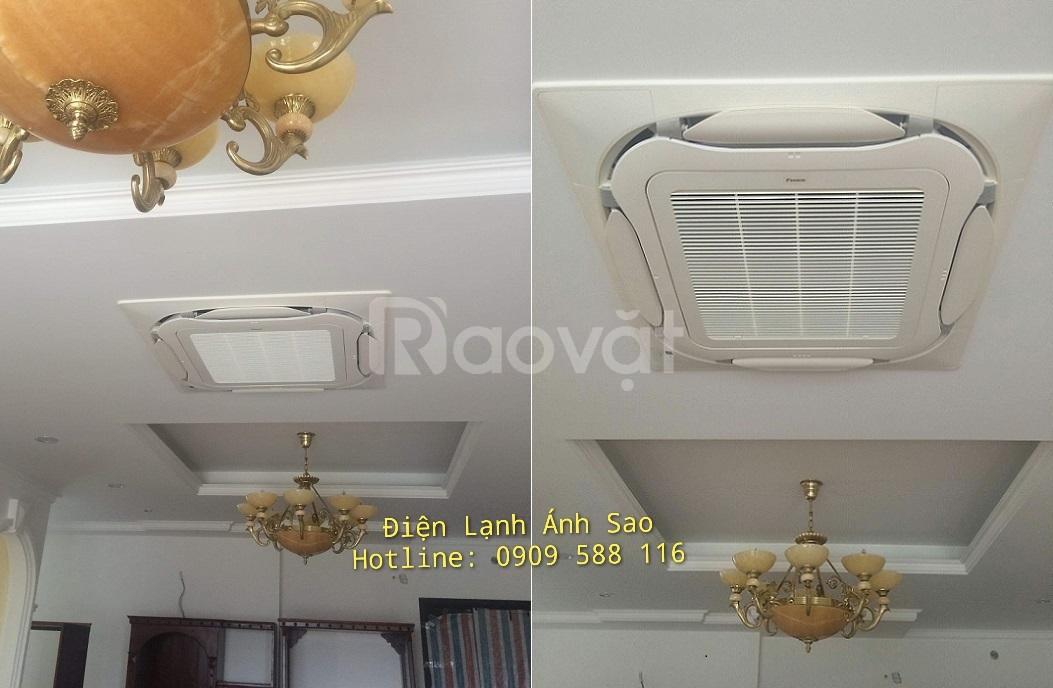 Máy lạnh âm trần Daikin  nhập khẩu chính hãng mới 100% (ảnh 1)