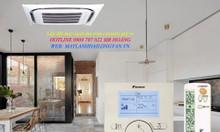 Máy lạnh âm trần Daikin – Sản phẩm chiếm ưu thế hiện nay!